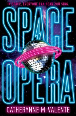 Cover image for Space Opera