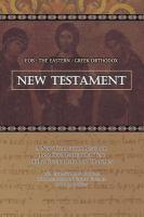 The Eastern / Greek Orthodox Bible