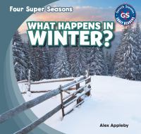 What Happens in Winter?