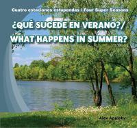 ¿Qué sucede en verano?