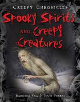 Spooky Spirits and Creepy Creatures