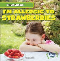 I'm Allergic to Strawberries