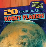20 Fun Facts About Rocky Planets