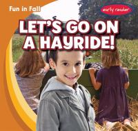 Let's Go on A Hayride!