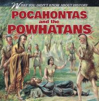 Pocahontas and the Powhatans