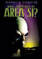 What Happened at Area 51
