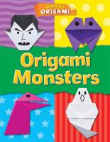 Origami Monsters