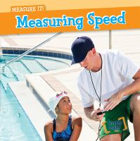Measuring Speed