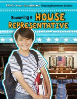 Becoming A House Representative