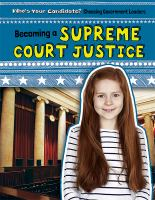 Becoming A Supreme Court Justice