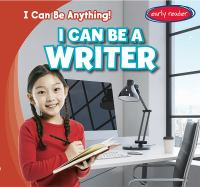 I Can Be A Writer