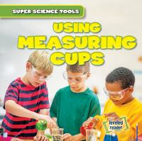 Using Measuring Cups