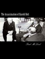 The Assassination of Harold Holt