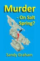 Murder- on Salt Spring?