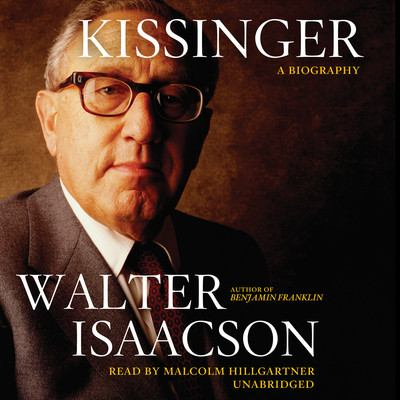 Cover image for Kissinger