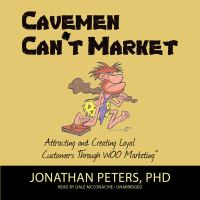 Cavemen Can't Market