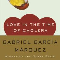 Love in the time of cholera [audiodisc]