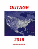 Outage 2016