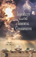 Immorality and the Immortal Conservative