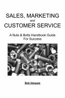 Sales, Marketing, and Customer Service