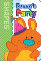 Bunny's Party, Grades Infant - Preschool