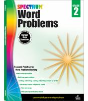 Spectrum Word Problems