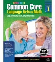 Common Core Language Arts and Math, Grade 1
