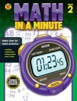 Math in A Minute, Grade 2