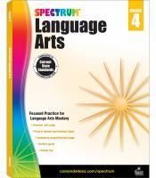 Spectrum Language Arts