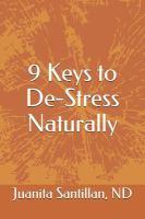9 Keys to De-stress Naturally