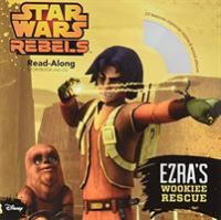 Ezra's Wookiee Rescue Read-along Storybook and CD