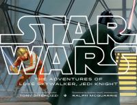 The Adventures of Luke Skywalker, Jedi Knight