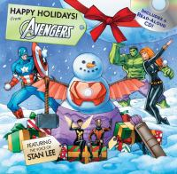 Happy Holidays! From: The Avengers