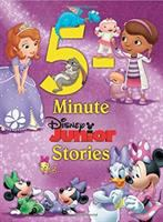 Disney 5-minute Disney Junior Stories