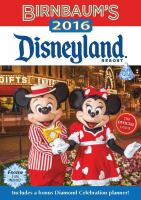 Birnbaum's Disneyland Resort 2016