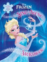 Frozen Sing-along Storybook