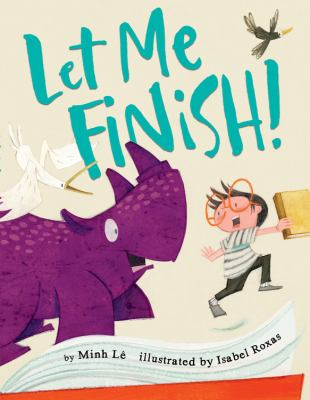 Cover image for Let Me Finish!