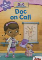 Doc Mcstuffins: Doc On Call