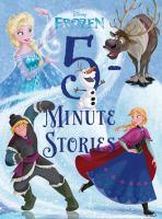 Disney Frozen 5 Minute Stories
