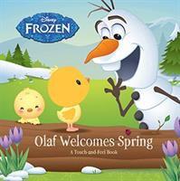 Disney' Frozen Olaf Welcomes Spring
