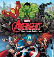 Avengers storybook collection.