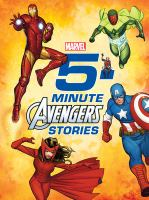 5-Minute Avengers Stories