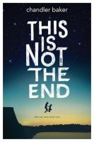 This is not the end
