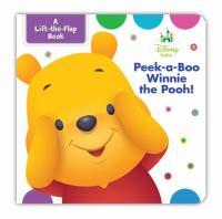 Peek-a-boo Winnie the Pooh!