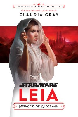 Leia, Princess of Alderaan book jacket