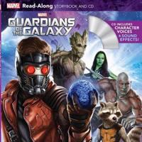 Guardians of the Galaxy : read-along storybook and CD
