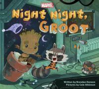 NIGHT NIGHT, GROOT [board Book]