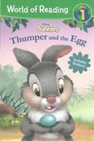 World of Reading: Disney Bunnies Thumper and the Egg (Level 1 Reader).