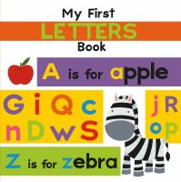 My First Letters Book