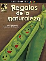 Regalos de la naturaleza
